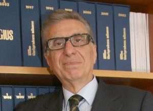 Avvocato Gaetano Morazzoni